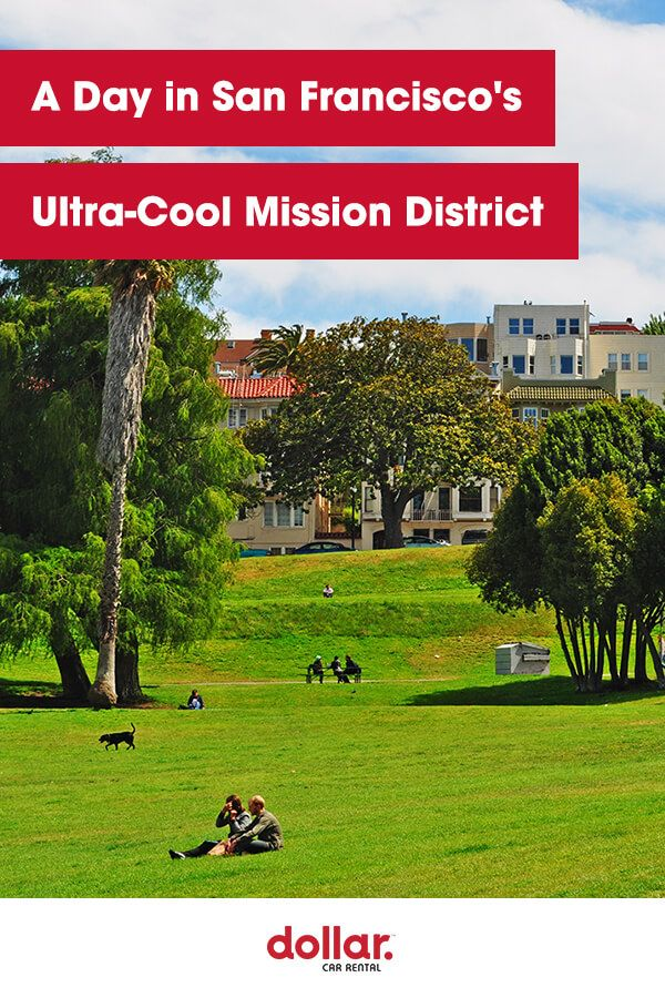 In A City Famous For Fog The Mission District Is A Sunny Spot