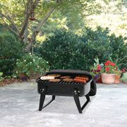 Backyard Grill 156-sq in Portable Charcoal Grill - Just $10.00!	 - http://www.pinchingyourpennies.com/backyard-grill-156-sq-portable-charcoal-grill-just-10-00/ #Backyard, #Charcoal, #Grill, #Portable