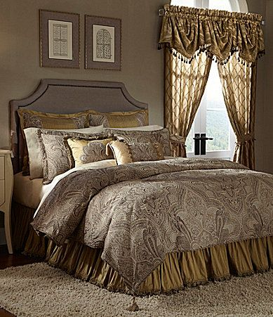 Veratex Le Chateau Bedding Collection Dillards Bed