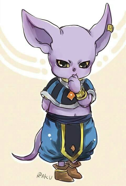 Fanart what if young Beerus/Bills