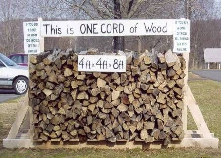 good basic info on a cord of wood and heating your home with an outdoor wood burning furnace