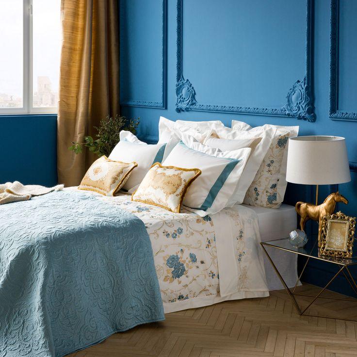 Floral Embroidered Bed Linen - Bed Linen - Bedroom | Zara Home Netherlands