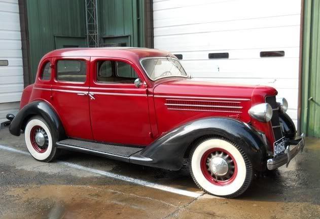 Best 25 dodge sedan ideas on pinterest abandoned for 1935 dodge 4 door sedan