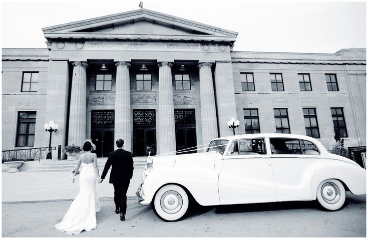 Liuna Station weddings, this will be James and I