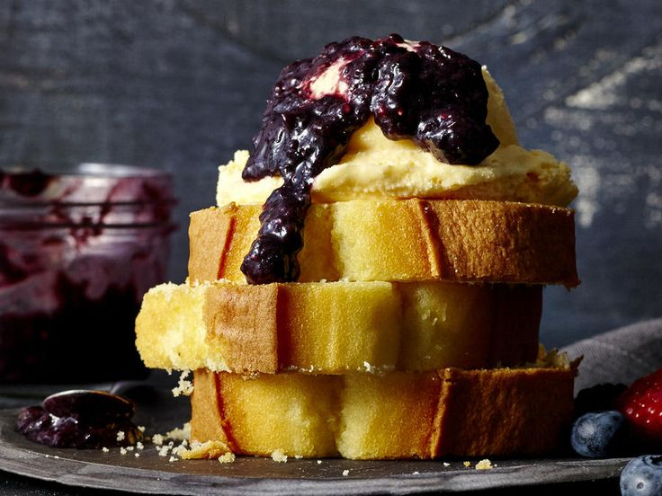 Skillet Mixed Berry Jam image