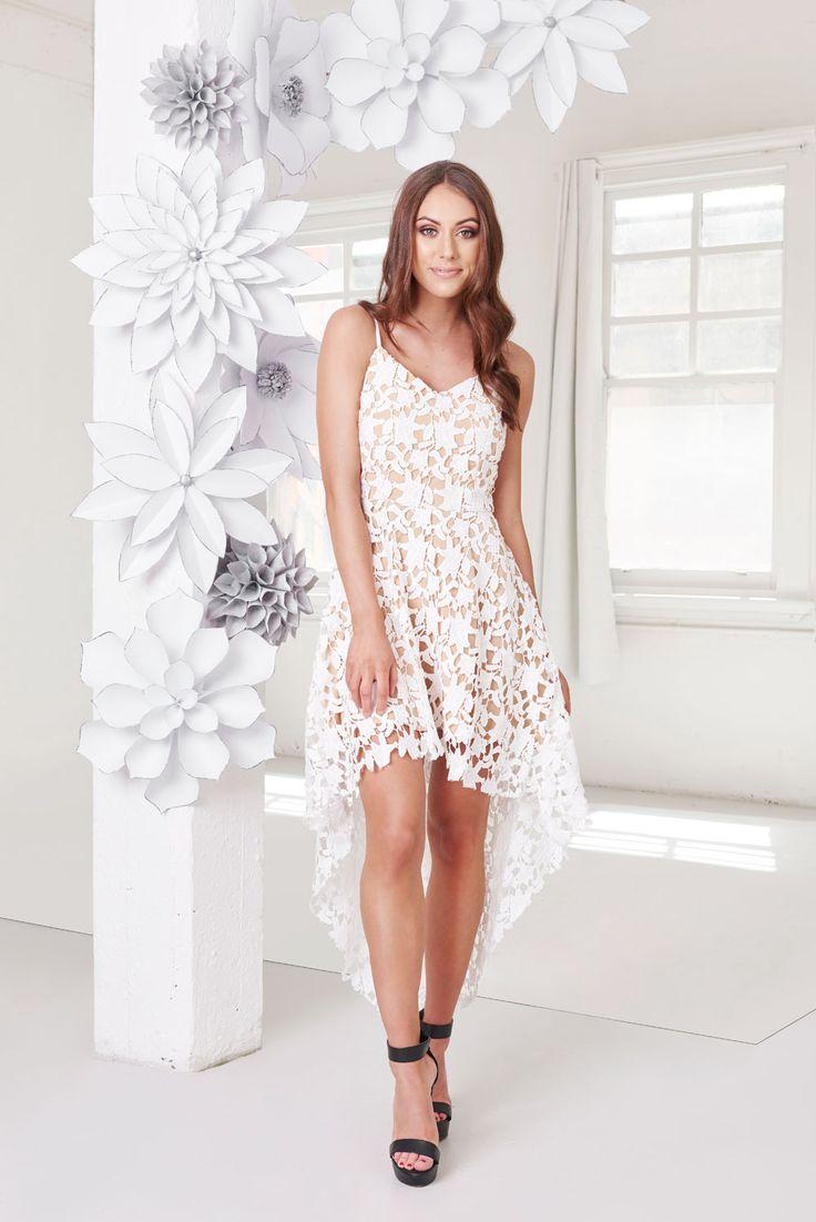 Electra Hi Lo dress