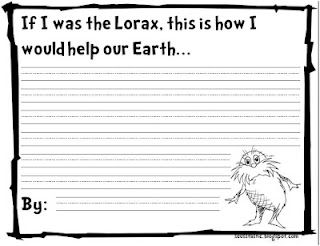 Critical Thinking and Habit 5 (Seek first to understand, then be understood)-- Have to look at it through the Lorax's view point.