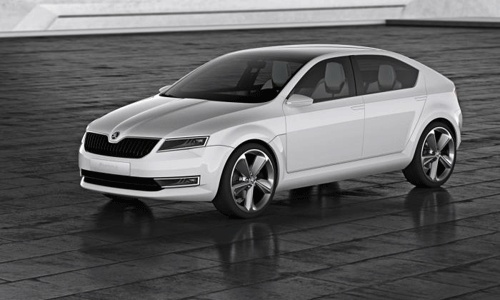 The Skoda Rapid five-door hatch version will debut next year, and is set to rival the VW Golf. Skoda has confirmed that it will launch a Volkswagen Golf-rivalling five-door hatchback model, based on the Rapid. While the Rapid is technically already a hatchback, it looks more like a saloon, with a traditional three-box shape. The newcomer will be