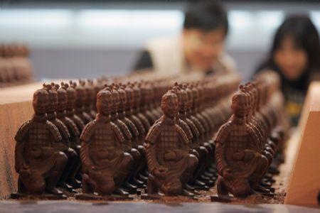 amazing chocolates (: very creative