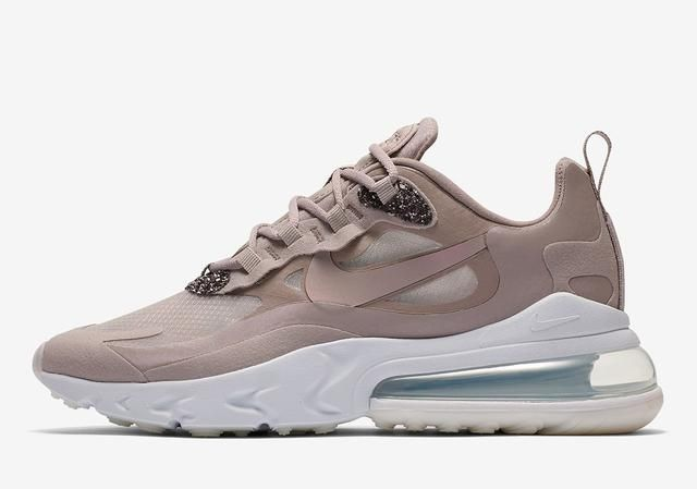 Nike Adds Elegant Touches To This Beige Air Max 270 React