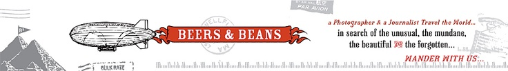 Beers and Beans.... looks like a great site! Check out the information on travel and volunteering.