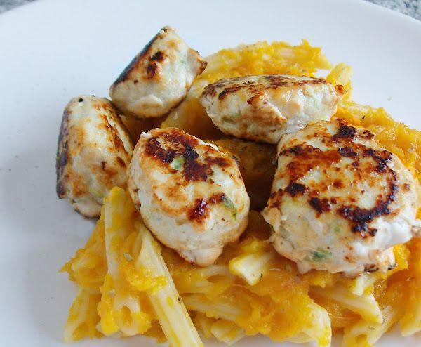 Almôndegas de Frango com Limão   #dieta #receita #fitness