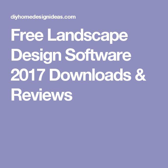 Free Landscape Design Software 2017 Downloads & Reviews