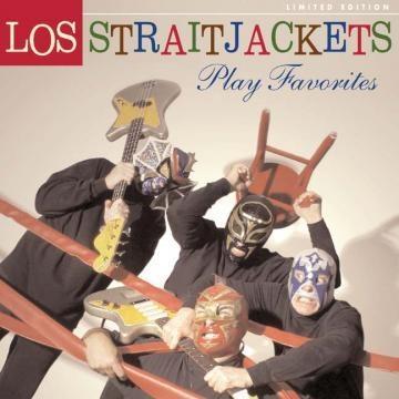 Los Sraightjackets - surf music