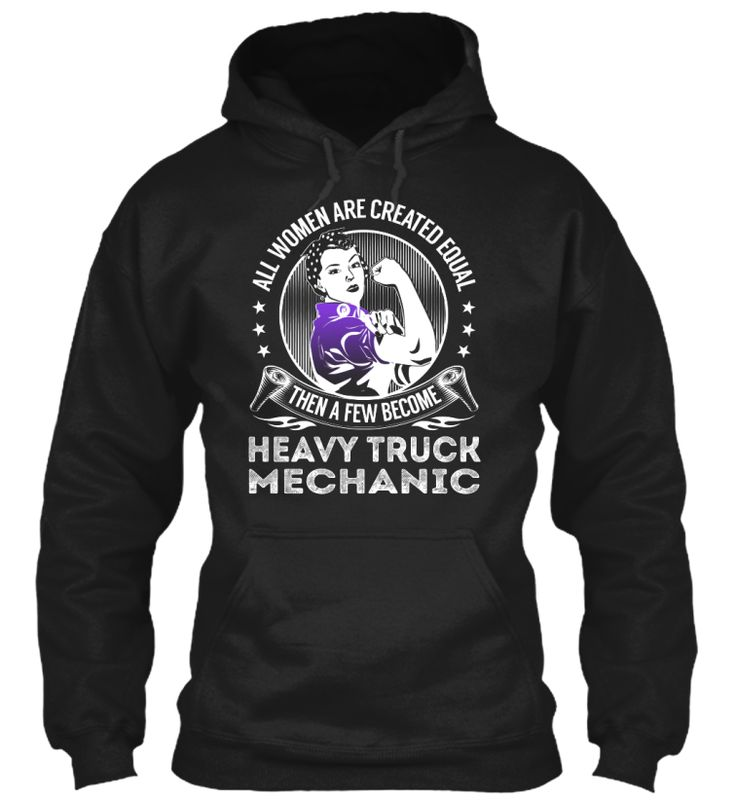 Heavy Truck Mechanic - Become #HeavyTruckMechanic