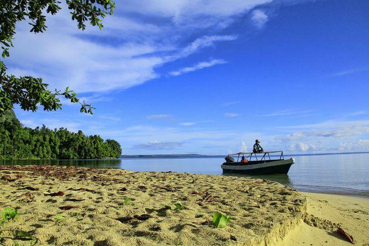 Ora Beach, Moluccas Island