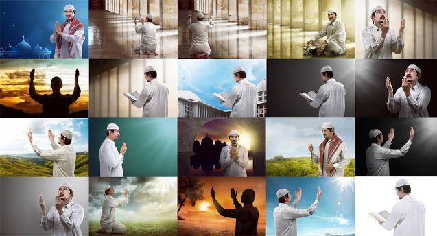 ستوكات إسلامية للتصميمات الدعوية وتصميمات المولد النبوي الشريف وشهر رمضان Islamic Pictures Painting Photoshop