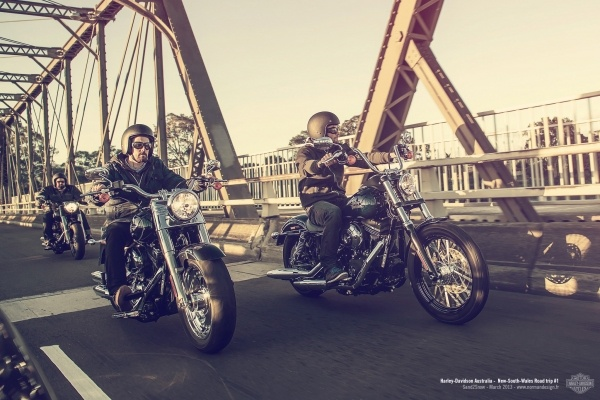 Harley-Davidson Australian Road Trip #1
