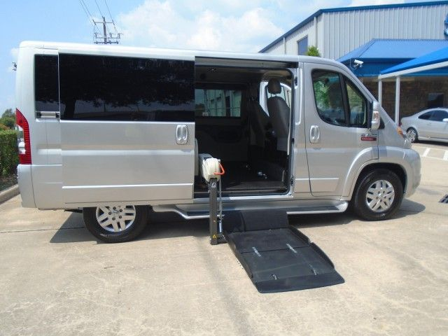Check Out This Fully Wheelchair Accessible Vehicle For Sale At Blvd