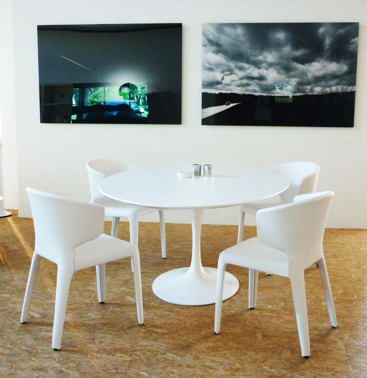 1000+ idee su Tavolo Saarinen su Pinterest  Tavolo tulip, Sedia wishbone e Eames