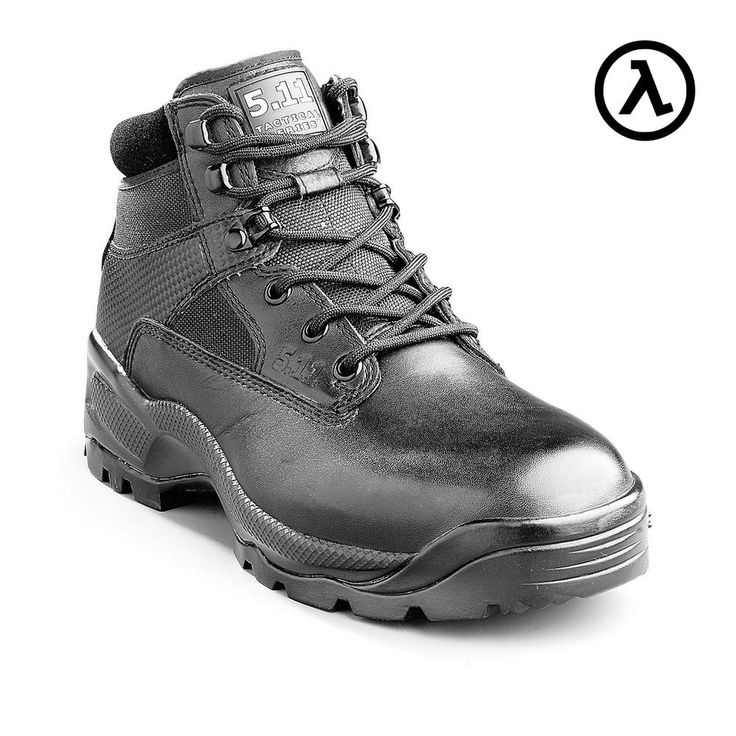 "5.11 TACTICAL ATAC ® 6"" SLIP-RESISTANT BOOTS 12002 * ALL SIZES - R/W 4-15 #511Tactical #Tactical"