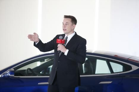 Tesla CEO Elon Musk Promises To Build Electric Pickup Truck