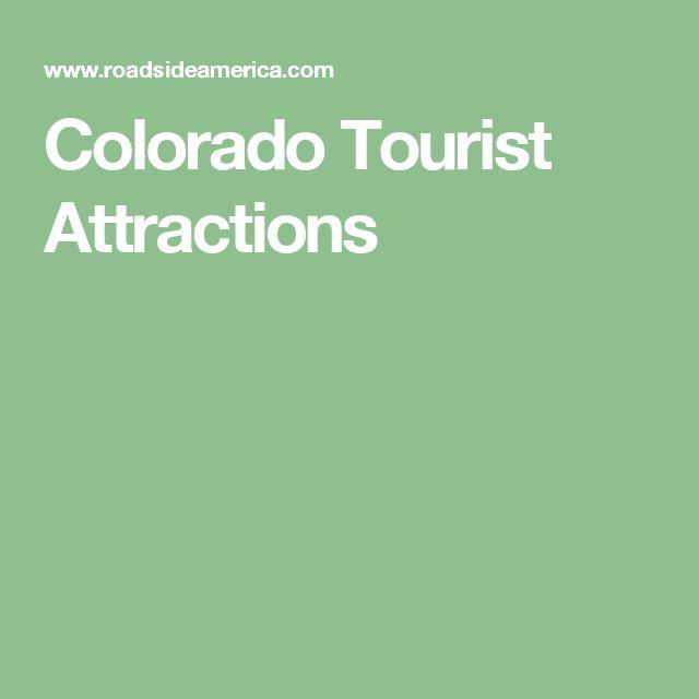 Colorado Tourist Attractions