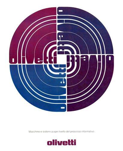 Olivetti by Walter Ballmer