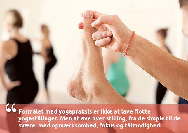 Ashtanga Yoga Studio Blegdamsvej 32, 1. sal, 2200 København N