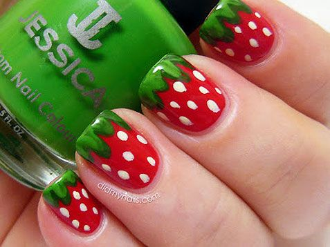17 Crazy-Cute DIY Nail Art Designs for Teen and Tween Girls http://www.ivillage.com/best-nail-art-teen-and-tween-girls/6-a-527284