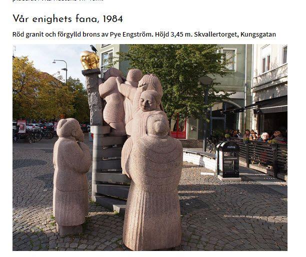 offentlig konst i #Norrköping https://www.nsb.norrkoping.se/web/norrkoping/offentlig-konst