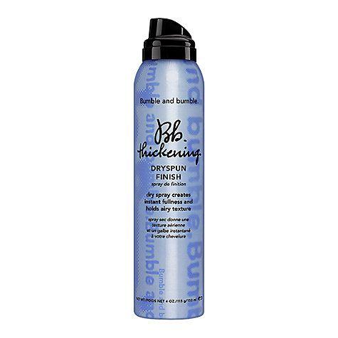 Buy Bumble and bumble Dryspun Finish Thickening Hair Spray, 150ml Online at johnlewis.com