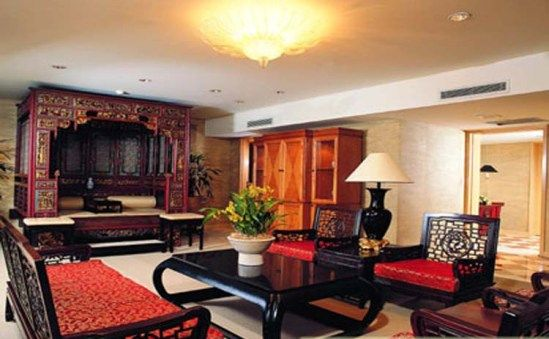 Traditional Chinese Interiors | chinese interior design for fundamental living room: Tips for ...