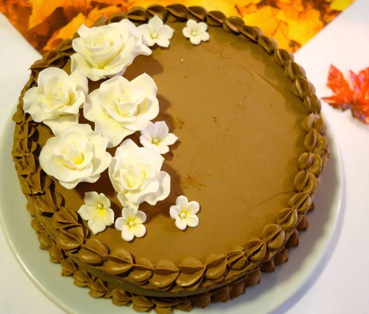sjokoladekake med bringebærmousse, bringebærmousse, baketerapi