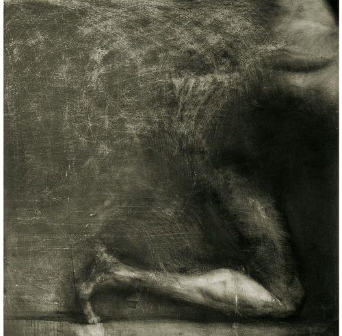 Piotr Sonnewend Graphitzeichnung