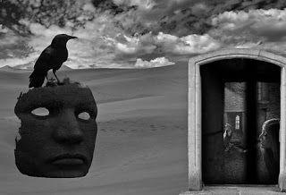 Asociate în multe culturi ale lumii cu semnele, prevestirile rele și moartea, păsările precum cioara și corbul poartă adeseori aceleași semn...