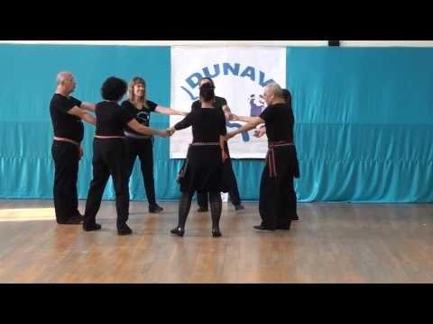 (143) Ceresnicky, Czech folk dance - YouTube