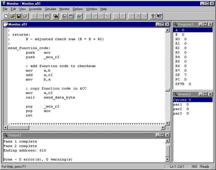 Menunjukan beberapa software microcontroller yang sering digunakan dalam belajar mikrokontroller. Mulai dari sofware aplikasi maupun sofware pembuatan ...!!