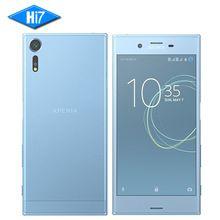 2017 новый оригинальный sony xperia xzs g8232 мобильного телефона 5.2 «4 ГБ RAM 64 ГБ ROM 19MP LTE Snapdragon 820 Dual SIM Сотовый Телефон 2900 мАч