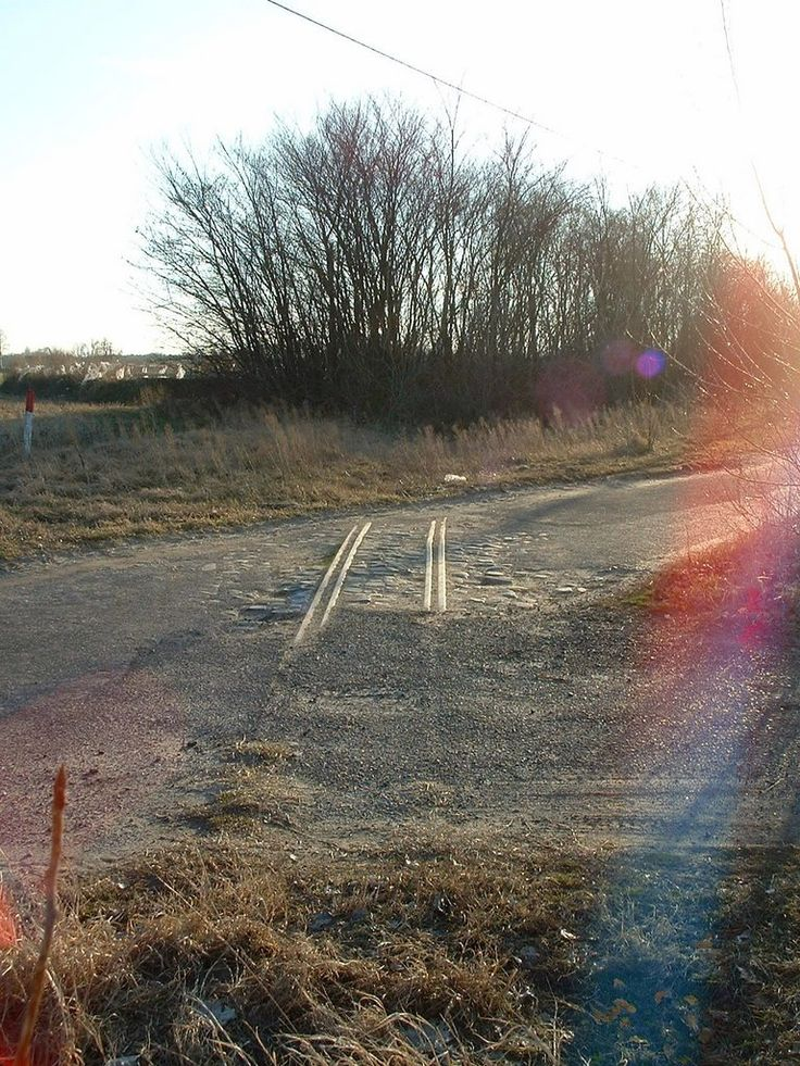 Még van egy kevés sín / Some rails lasted out