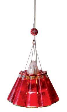 JOANNE DE PALMA'S PICK - Modern Design Pendant Light by Raffaele Celentano for Ingo Maurer - $450.