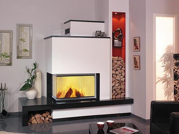 die besten 25 eckkamin ideen auf pinterest tv kamin tv. Black Bedroom Furniture Sets. Home Design Ideas