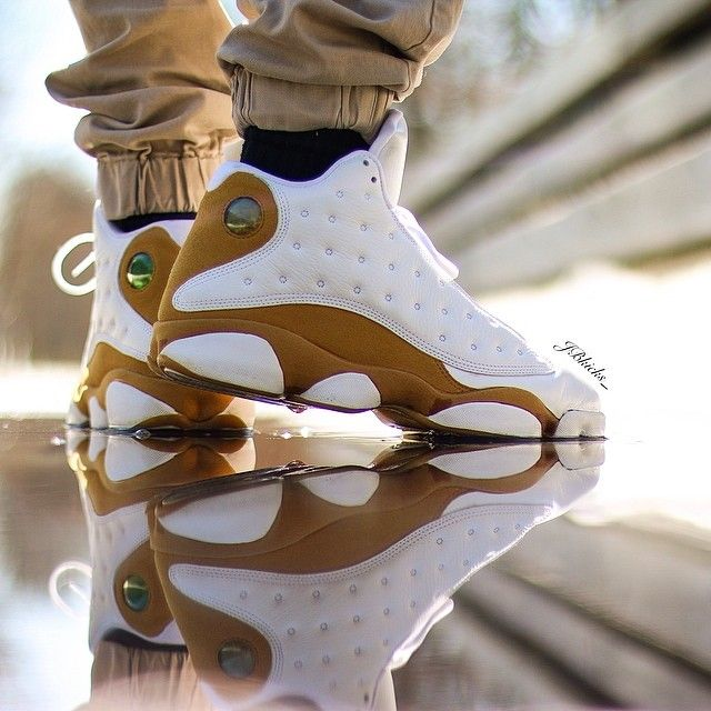 "Air Jordan 13 ""Wheat"""