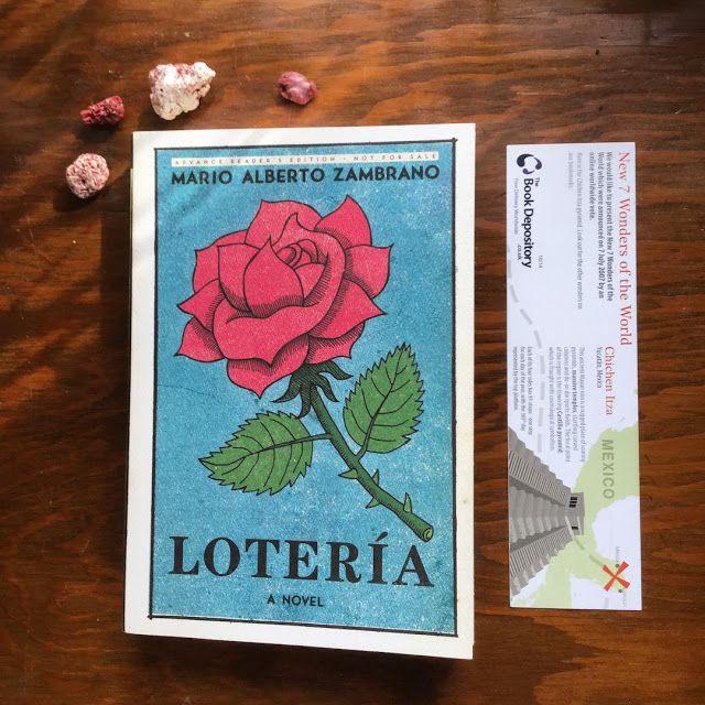 guiltless reading: #BookmarkMonday: #Lotería & #ChichenItza