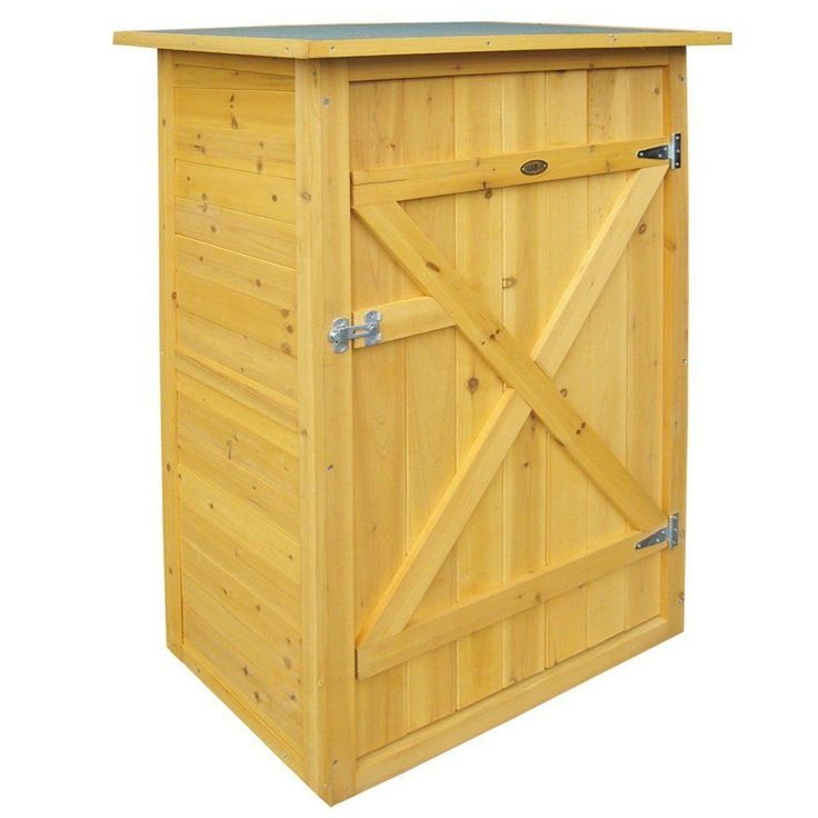 #ebay #Shed #Garden #Storage #Cupboard #Flat #Roof #Tools #Patio #Outdoor #Wood #Post #Lock #Up