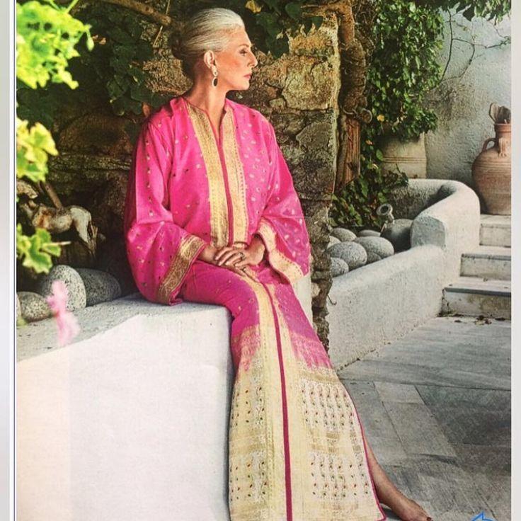 LOVE this photo of Fiona Von Thyssen photographed by @queencalliope 💕