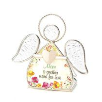 Floral Angel Mom Tealight Hold