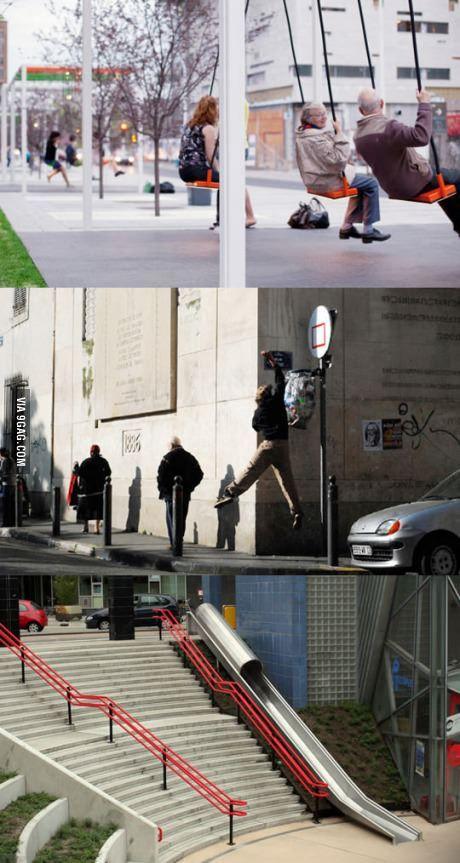 Urbanism Made To Like