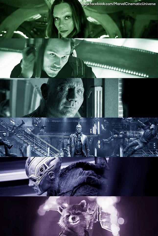 'Guardians Of The Galaxy: Vol 2' (2017)- Ohmygosh, ohmygosh, ohmygosh, ohmygosh!!!!!!! I can't wait to watch it!!!!!! EEEEEK! Hyper ventilating!