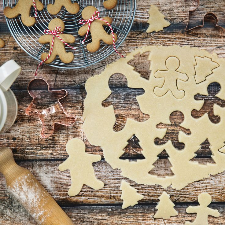 Holiday Cookie Toolkit Everything you need to make the perfect cookie!